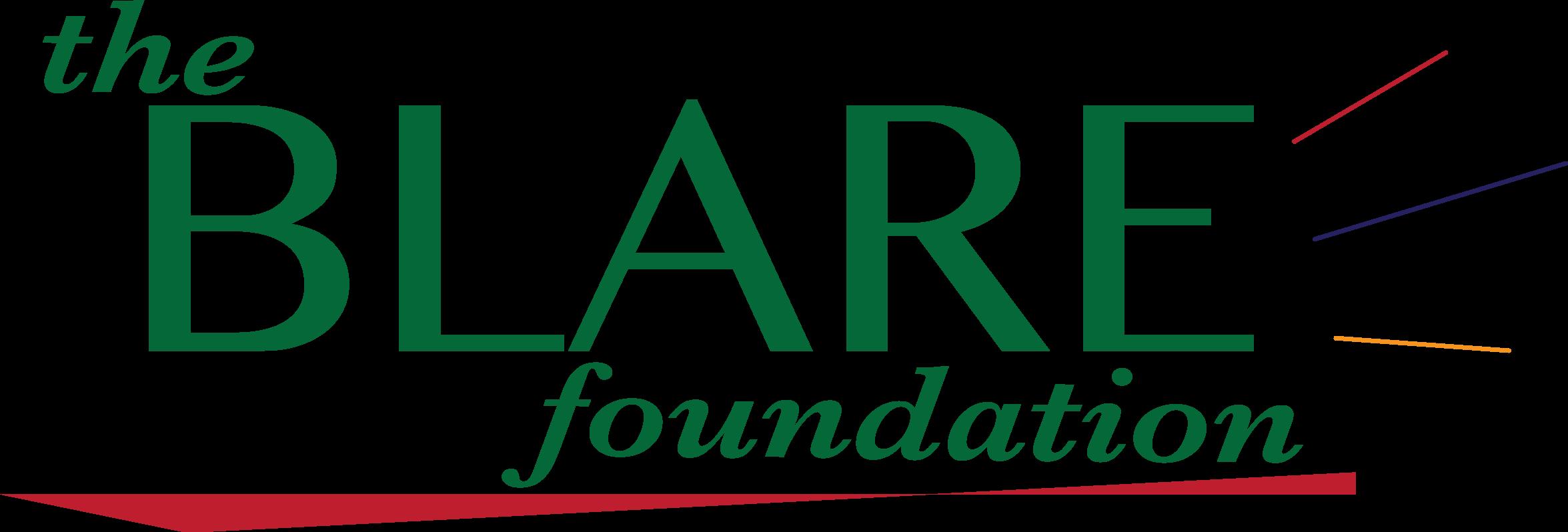 the BLARE foundation Logo